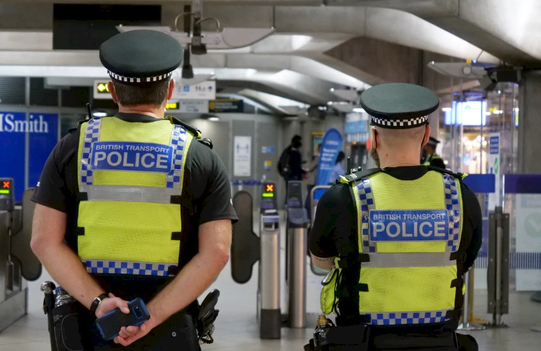 UK Policing and the challenges of the 21st century.